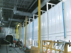 Metro Link Paint Booth